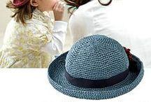 Háčkování  -  klobouk, čepice