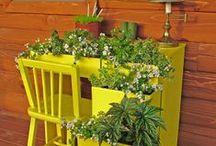Zahrada  - vychytávky