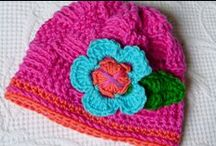 Winter Hats / Handmade crochet goodness from Aotearoa NZ