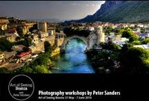 Art of seeing Bosnia / After successful Art of Seeing workshops in Turkey and Morocco and due to high demand, we're taking Art of Seeing to other wonderful places in the world. It would be great to have you with us at the islamic photography workshop to Bosnia from 31 May till 7 June 2014!