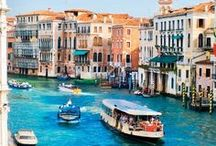 EXPLORE ITALY / by Beverly Betts
