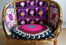 Color & Comfort / by heidi love