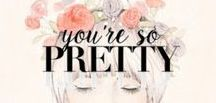 Style & Fashion   You're So Pretty / The clothing, fashion, and radiant style we love to see.