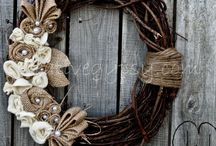 Craft projects WREATH
