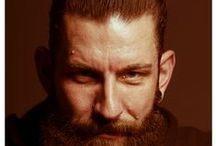 Beard Pics / Portrait Shooting Oldschool