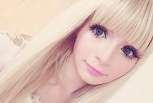 ♡Living Dolls♡ / A board for people who look like dolls!