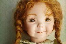 Dolls (polymer clay)