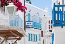 Where to Go? GREECE!