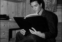 Elvis Presley's Books / Elvis Presley loved to read. Check out a few of his favorite books and learn more at the Graceland blog: blog.graceland.com/elvis-presleys-books/