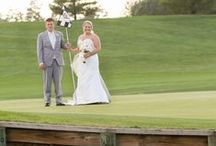 Weddings at Northern Bay Golf Resort / Weddings that have taken place on the Midwest's only replica golf course.