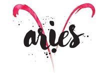 Aries / Who I am. What I am.