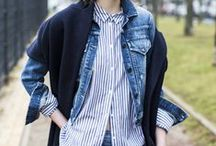 denim jackets / #デニムジャケット #fashion #ファッション #women #レディース #OOTD #style #outfit #outfits #coordinate #コーディネート #コーデ #ponte #ponte_fashion