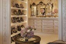 A Diva's Shoe Closet / Showcasing Breathtaking Shoe Closets and Shoe Organizing Ideas?