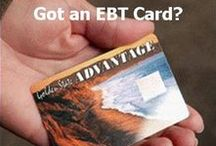 Food Stamps / Helping families with an EBT Card shop for their family meals. http://ebtcardcovers.com