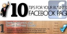 Facebook Inspiration / Board full of tips for Facebook. Continuously expanded Facebook Marketing Guide.