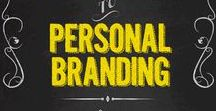 Personal Branding / Personal branding is just as important as your company's marketing. Don't forget about your image!