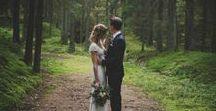 Inspirasjon til bryllupsbilder