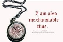 """042. Time I am ...... / """"among subduers I am time"""" Bhagavad Gita 10.30.............""""I am also inexhaustible time"""" Bhagavad Gita 10.33.... """"Time I am, the great destroyer of the worlds"""" Bhagavad Gita 11.32"""
