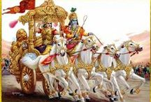 025. Bhagavad Gita Song of the Supreme Lord / Bhagavad Gita (As it is) - the Lord's teachings for humanity