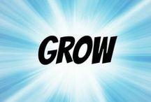 blogging info / Ideas to grow and build a blog. Mom blog ideas, social media tips, blog follower love!