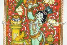 016. Krsna's pauganda (childhood) lila (pastimes)