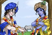 005. Lord Balarama - first expansion of Krsna