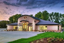 Exteriors: Veterinary hospital design