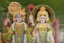 009. Krsna's Other Expansions / The First Cathurvyuha of Anirudha, Vasudeva, Maha Sankarsana and Pradyumna.  From Maha Sankarsana Lord Narayana and also Lord Ananta as a partial expansion. From the Second Cathurvyuha also comes Sadasiva.