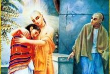 062. Lord Caitanya's devotees / Krsna arrived in His hidden incarnation in West Bengal 527 years agp.