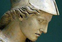 Ancient Greece / by Sofia Atmatzidou-Eulgem
