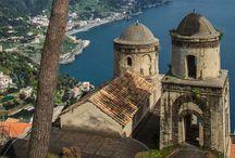 Italies, San Marino. / (Voir aussi Sicile, Venise, Rome, Sienne, Milan, Turin) / by Gaëtane Marsot