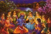 019. Gopis - expansions of Srimati Radharani
