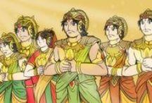 053. Pandavas and Kurus