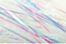 103. HEALING Pastel shade gems & colours