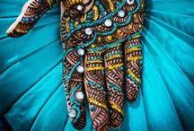 091. HEALING Indian patterns Rangoli. Kolam & Mendhi