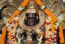 070. Deities India - Gaura Nitai, Sitaram, etc