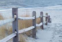 Beaches / by Yvonne Jastremski