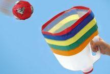 Gross Motor Skills / Gross motor play ideas, gross motor activities, gross motor fun for kids!