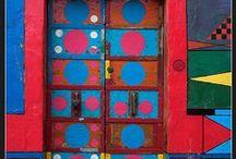 doors, windows, gate's