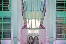 Art Deco / Art Deco inspiration for home, and sometimes a hint of art nouveau