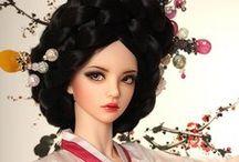 Doll : hard / fashion doll(Barbie/BJD/Momoko/Blythe/bisque Etc.), dolls clothing