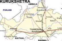 127. IS8HR: Kuruksetra / This holy place is also called Dharmakshetra.