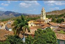 Cuba / Even though Cuba is a small island, it has a lot to offer an interested traveller! Join us either on our tour or on our cruise to discover the authentic Cuba; its history, culture, sites, people, music, architecture and much more.