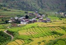 Bhutan and Sikkim