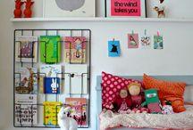 Børneværelset / Inspiration & ideer til Clara Emilies værelse