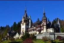 Castles and Fortresses from Transylvania / Transylvania is the land of Castles, Fortresses and Fortified Churches ! The Saxons built this immense heritage some 800 years ago. Come and experience a journey back in time with Touring Romania Private Tours Company!
