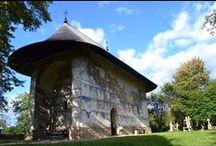 Unesco World Heritage in Romania