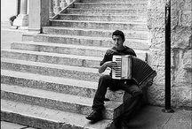 Italie...noir et blanc. / Photographies / by Gaëtane Marsot