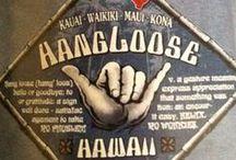╭✿ ᗩloha..Hang Loose ✿╮ / by ᗩɱaɳɖa ❀ Ɓỉsɧσƥ
