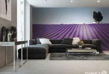 Fototapety Dimex Line / Inšpirujte sa fototapetami DIMEX.  Wall mural inspiration.